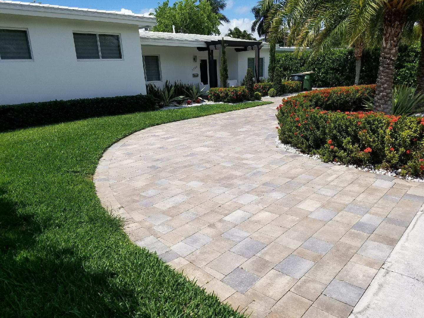 Stamped Concrete Driveways : Stamped concrete stamping photos patterns tips for